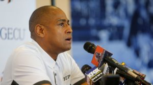 Rodney Terry a native of Angleton, Texas becomes the new UTEP men's basketball coach